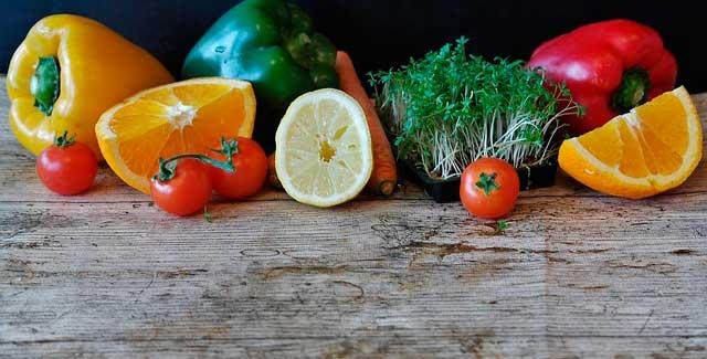 A alimentação saudável baixa o sinistro